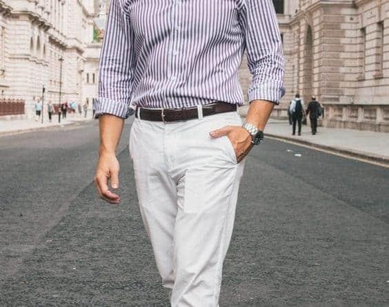 modetøj til mænd