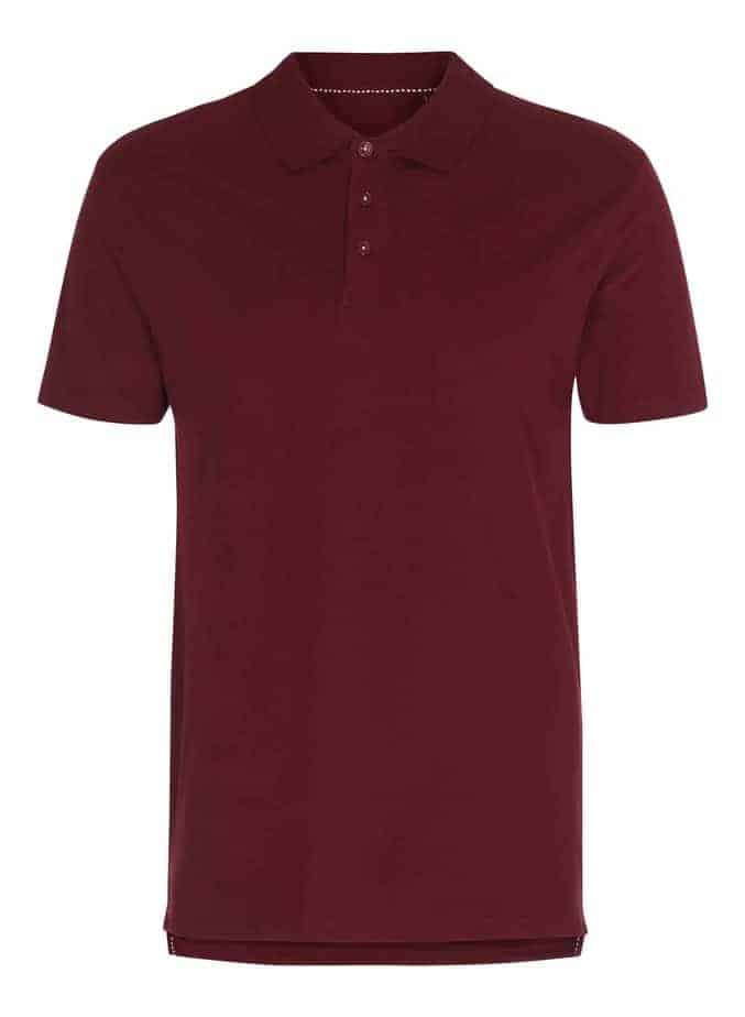Image of   Bordeaux Poloshirt