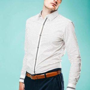 Mønstrede skjorter