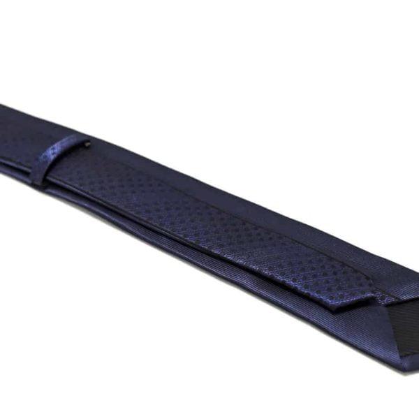 Klassisk-slips-blå-prikket-struktur-2