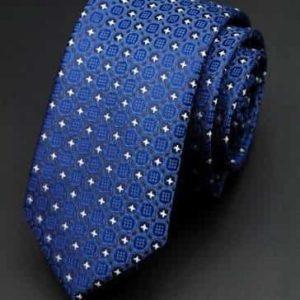 Klassisk slips med motiv