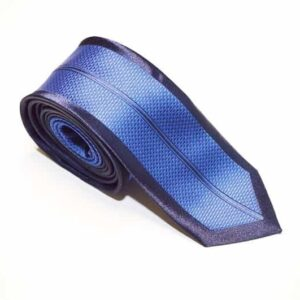 Klassisk-slips-sort-og-blå-1