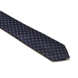 Klassisk-sort-slips-med-struktur-hvide-stjerne-prikker1