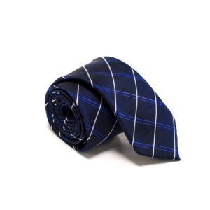 Marineblå-slips-med-tværgående-striber3