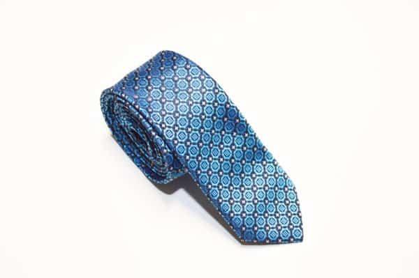moderne mønstret slips scaled