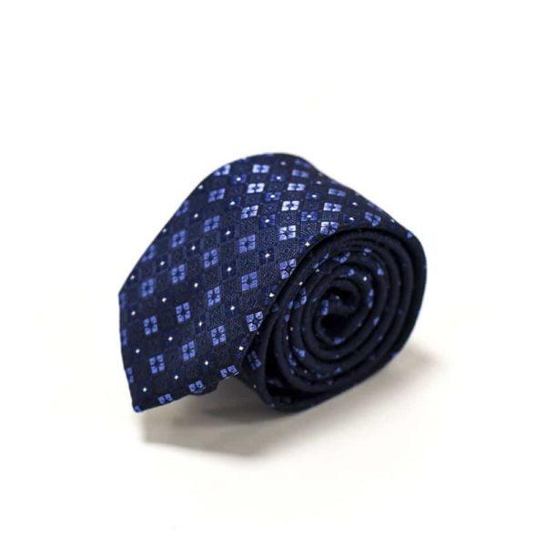 Moderne-slips-blåt-mønster4