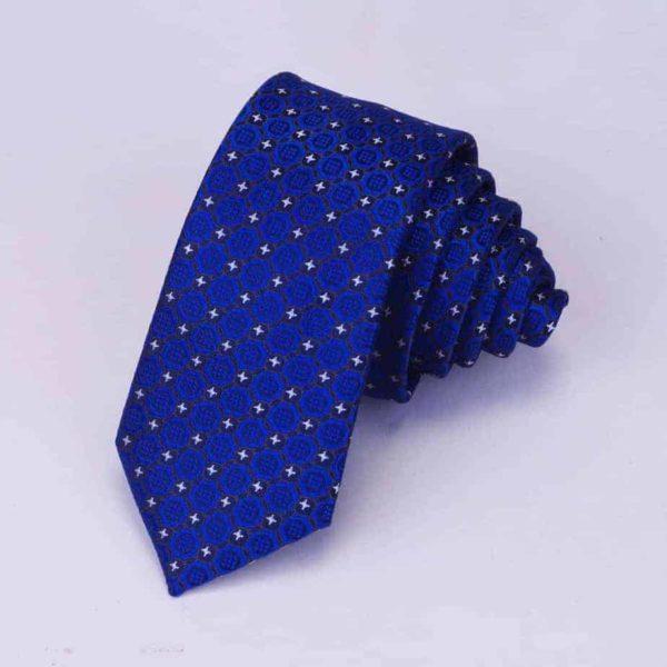 Moderne slips med mønster 1