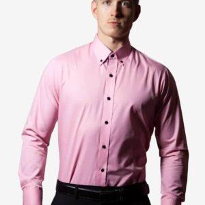 Pink lyserød skjorte 001