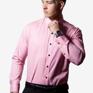 Pink lyserød skjorte 002