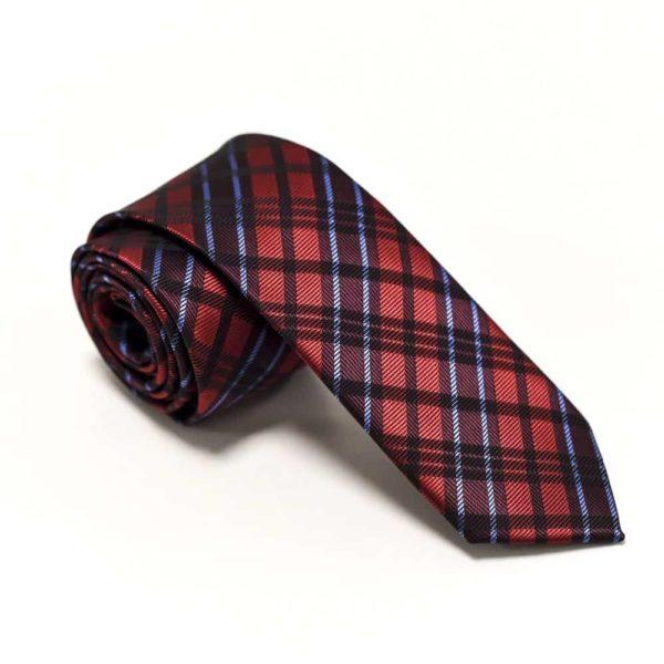 Rødt-slips-med-skotske-tern3