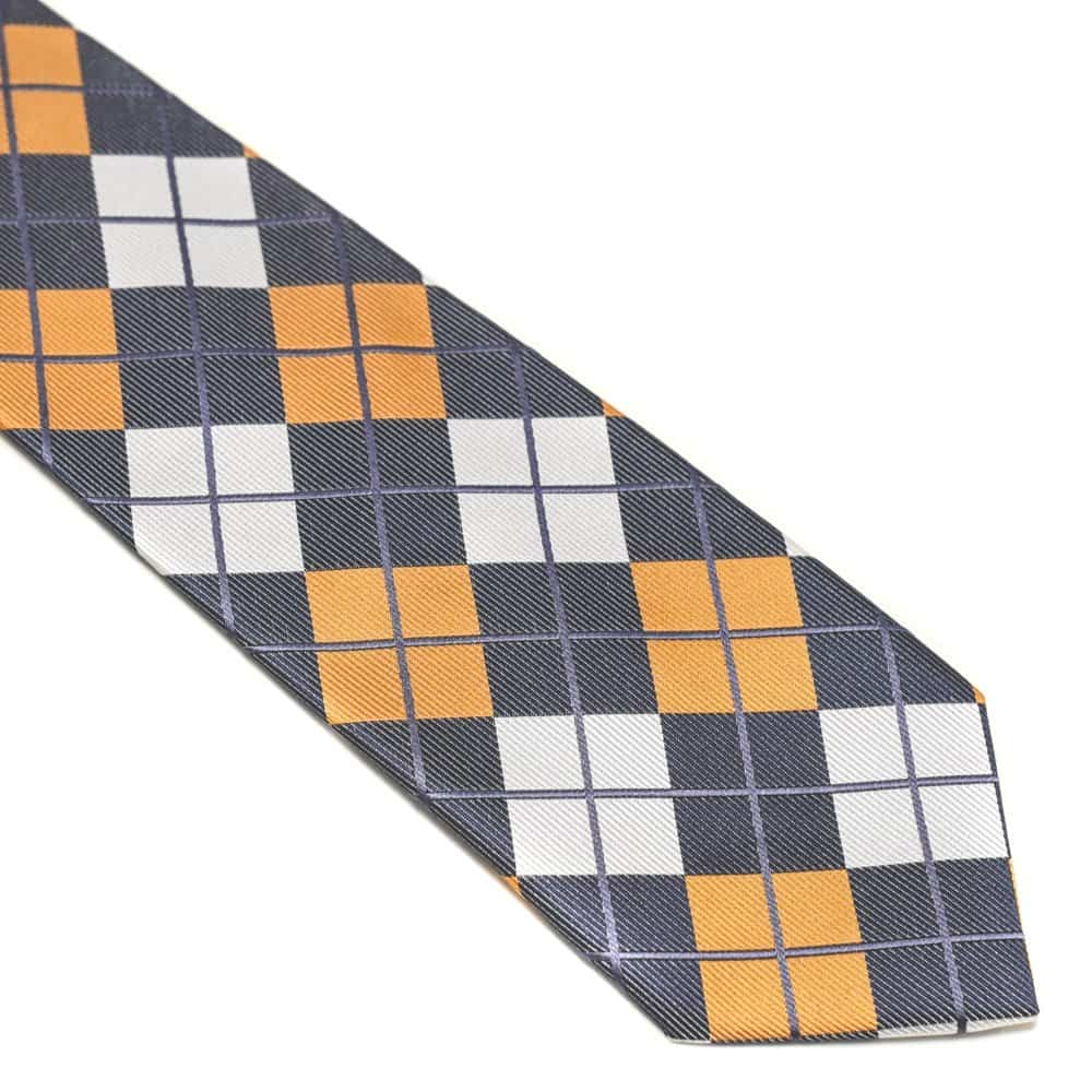 Ternet Slips Oragne Grå Hvid2