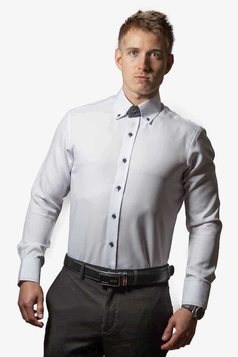 Tailormade – Skjorte hvid