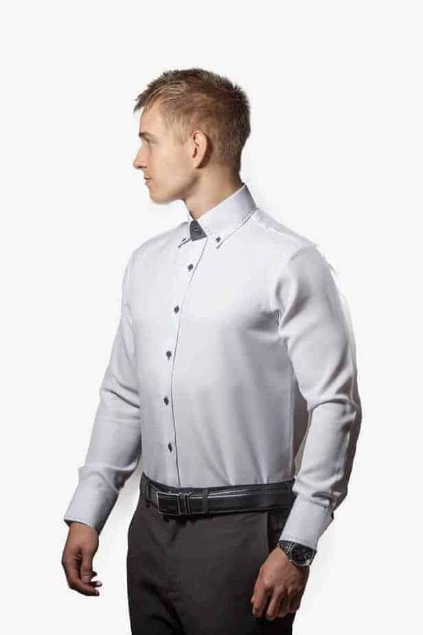 Unik Hvid Skjorte 002