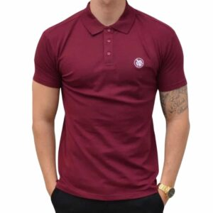 Xtreme Stretch Poloshirt Bordeaux