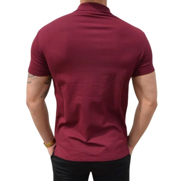 Xtreme Stretch Poloshirt Bordeaux (2)