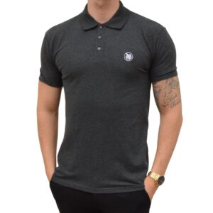 Xtreme stretch Poloshirt Antracit