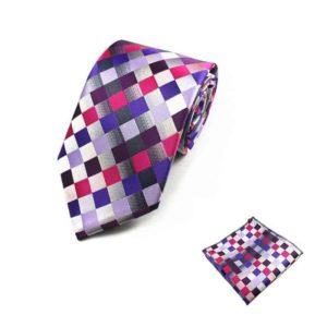 lille slips med sølv