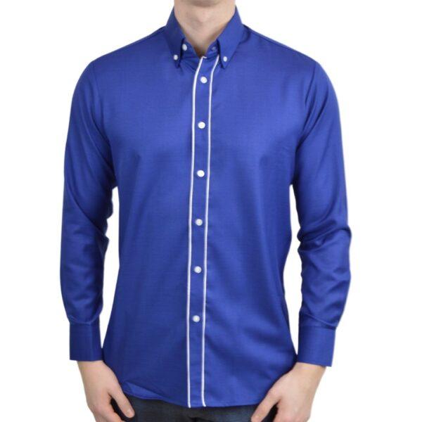 Tailormade-skjorte-blaa