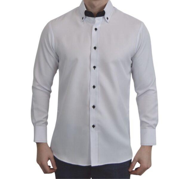 Tailormade-skjorte-hvid