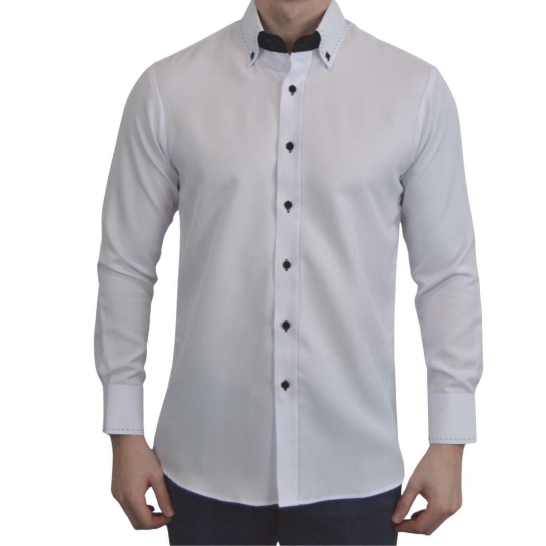 Tailormade - Skjorte hvid
