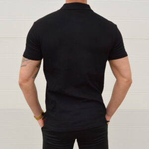 Xtreme Stretch Poloshirt Sort Polo
