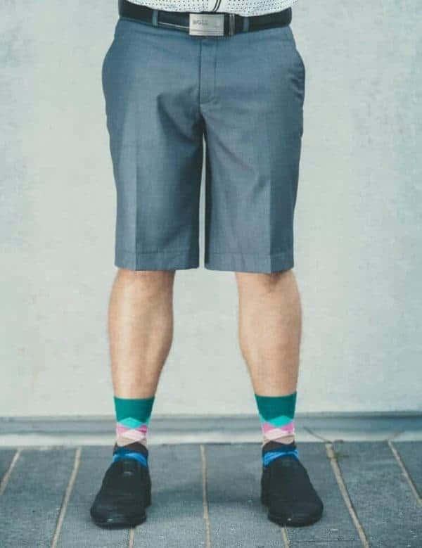 forretningsshorts shorts