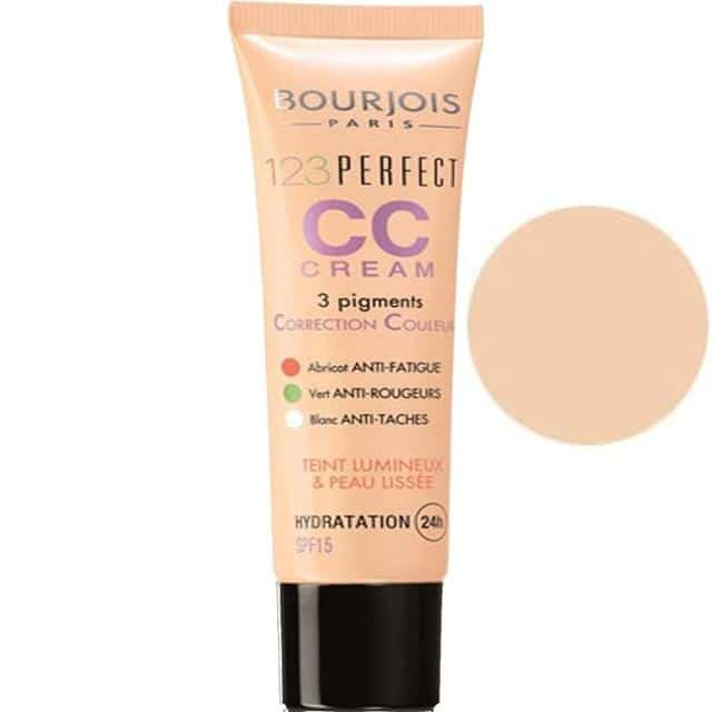 Image of   Bourjois 123 Perfect CC Cream Ivory