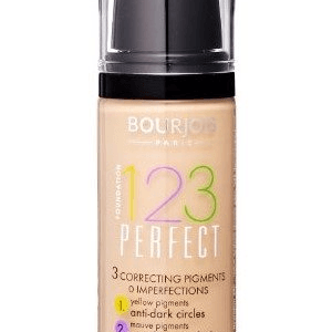 Bourjois 123 Perfect Foundation 16h Spf10 55 Dark Beige