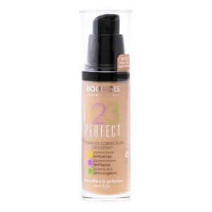 bourjois perfect foundation light bronze