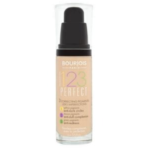 bourjois perfect foundation spf light vanilla