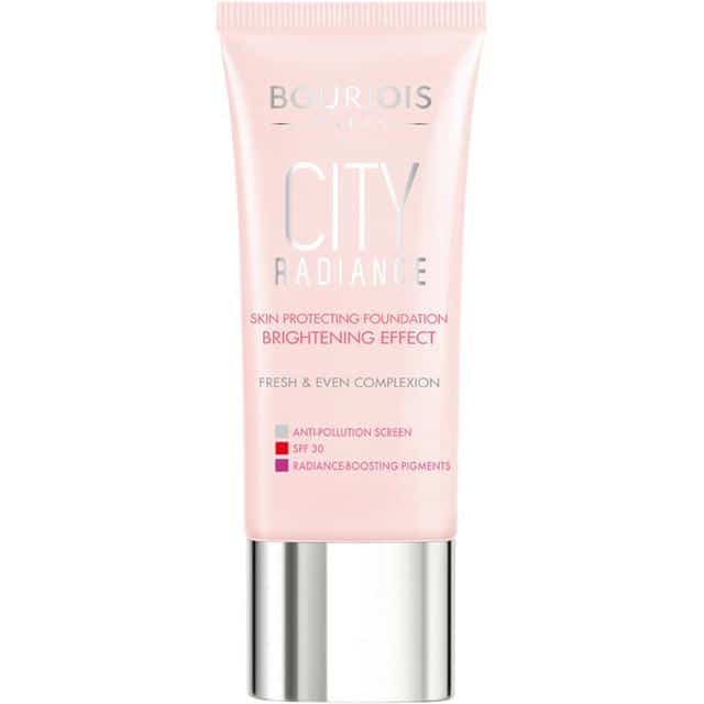 Image of   Bourjois City Radiance Foundation 02 Vanilla