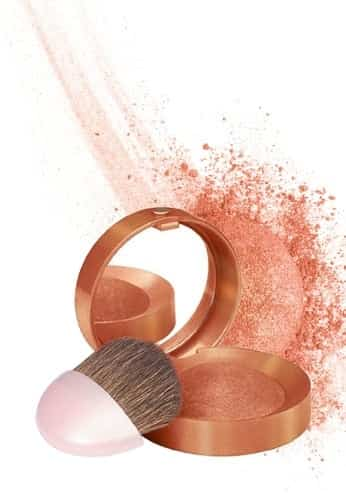 Image of   Bourjois Little Round Pot Blush 72 Tomette