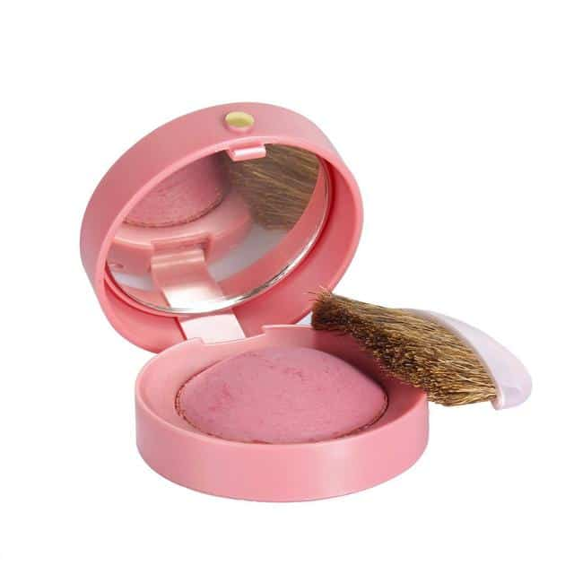 Image of   Bourjois Little Round Pot Blusher 48 Cendre de Rose Brune