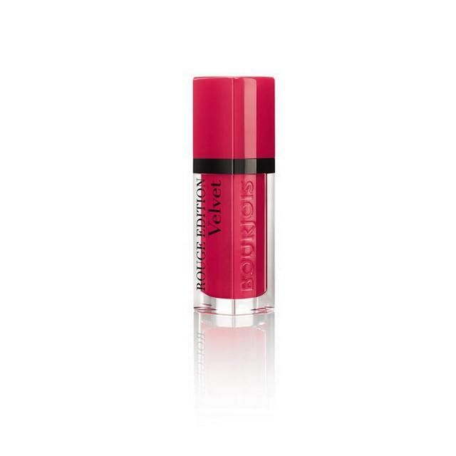 Image of   Bourjois Rouge Edition Velvet 13 Funchsia