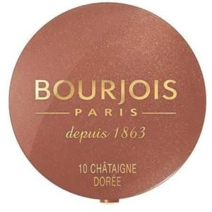 bourjois round pot blush chataigne doree