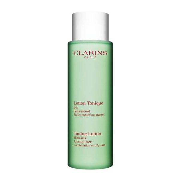 Clarins Toning Lotion Iris 200ml