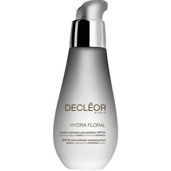 Decléor-hydra-floral-antipollution-hydrating-fluid-spf-50ml