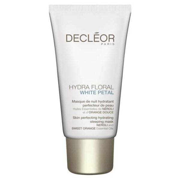 Decléor Hydra Floral White Petal Repairing Renovating Sleeping Mask 50ml