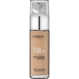 loréal paris true match liquid foundation w golden beige