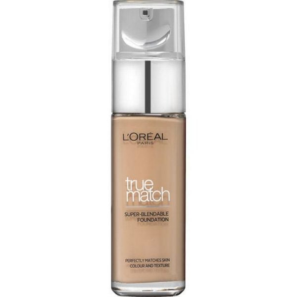 Loréal-paris-true-match-liquid-foundation-3w-golden-beige