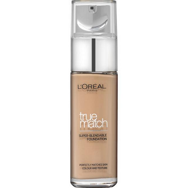 Image of   L'Oréal Paris True Match Liquid Foundation 3W Golden Beige