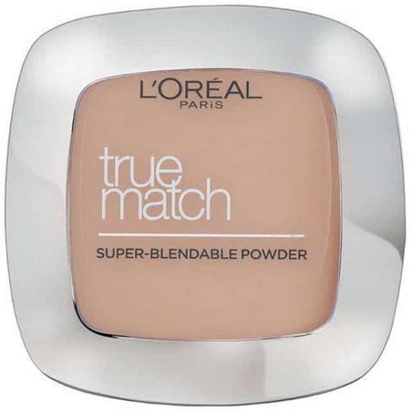 Loréal-paris-true-match-the-powder-w3-golden-beige