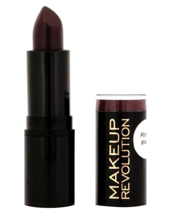 makeup revolution atomic lipstick make me tonight