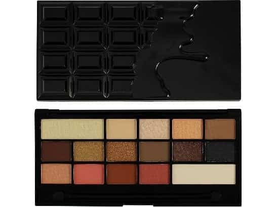 Makeup Revolution I Love Makeup Chocolate Vice Palette