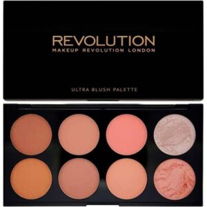 makeup revolution ultra blush contour palette hot spice