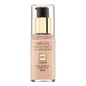 Max Factor Face Finity All Day Flawless 3in1 Foundation Spf20 75 Golden