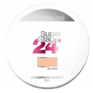 maybelline super stay longwear matte powder cameo