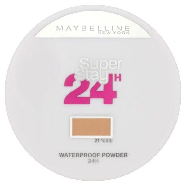 maybelline superstay hr powder nude