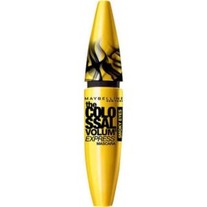 maybelline the colossal volum express smoky eyes mascara black