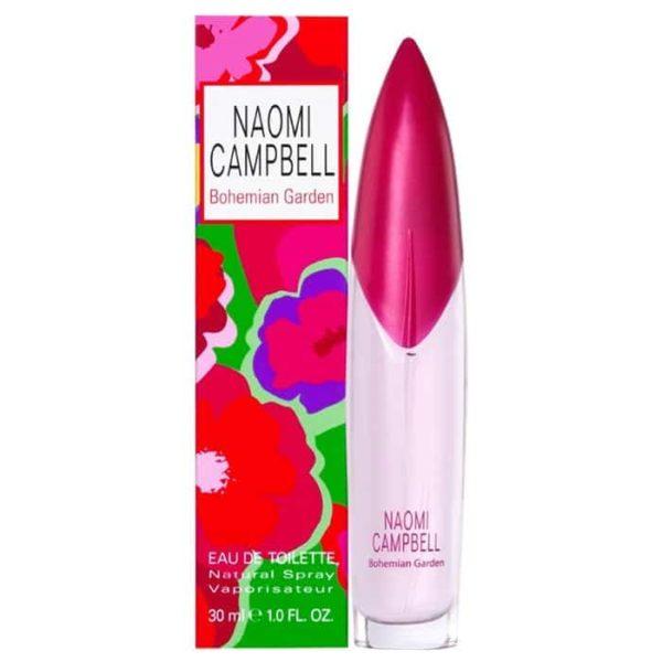 Naomi Campbell Bohemian Garden Eau De Toilette Spray